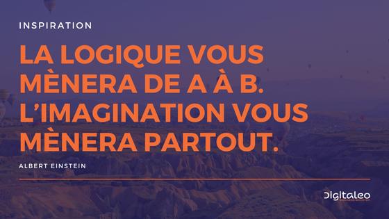 Citation Einstein sur l'imagination