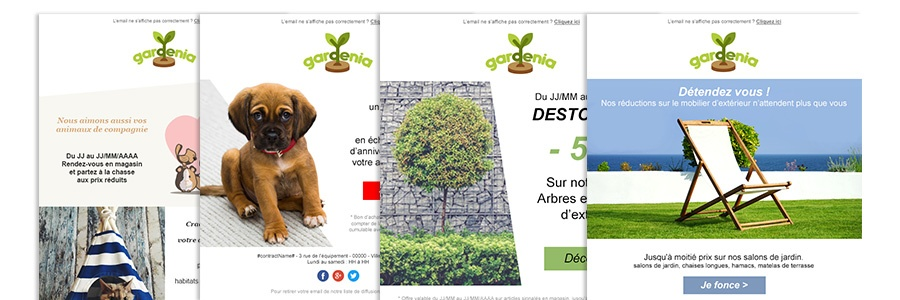 animation commerciale jardinerie