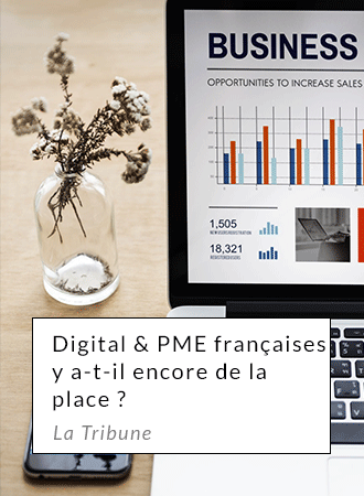 Digitale& PME française, il y a t'il encore de la place ? - La tribune