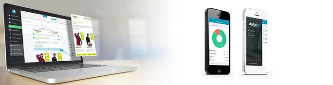 Nouvelle application mobile Digitaleo