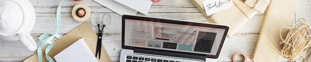 comment faire connaitre son entreprise : la création de site web