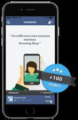 selfie-facebook