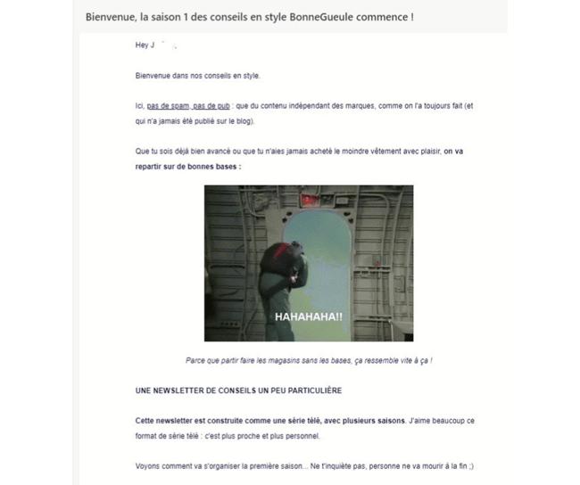 Exemple storytelling bonnegueule