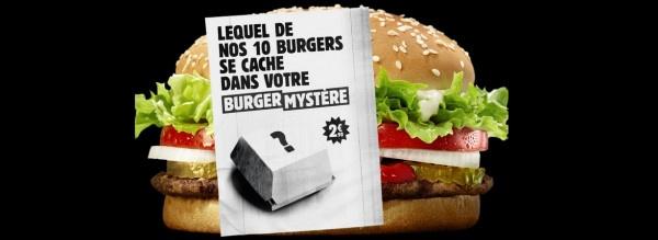 Jeu Burger King