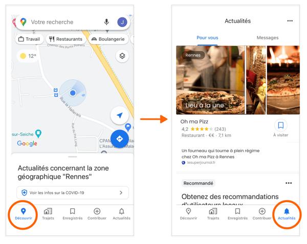 Google My Business - les nouveautes à utiliser en 2021 - 7