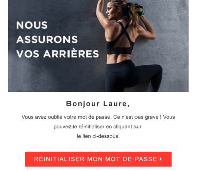 Exemple Fabletics