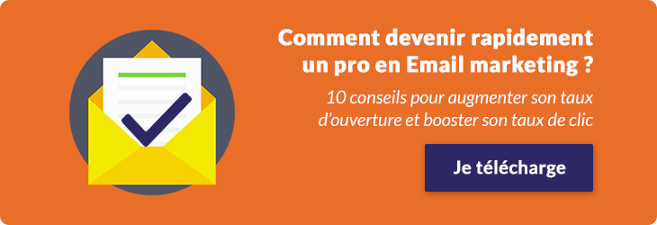 Devenir un pro en Email marketing