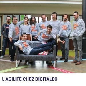L'agilité chez Digitaleo