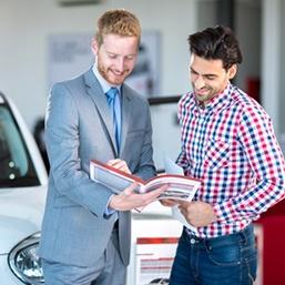 Exemples d'opérations commerciales digitales dans l'Automobile