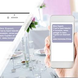 SMS Pro - Quels avantages pour l'hôtellerie - restauration ?