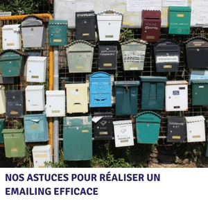 Nos astuces pour réaliser un emailing efficace