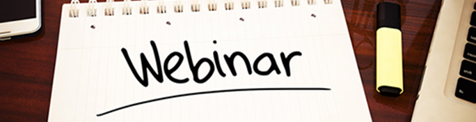 Conférences en ligne marketing : suivez nos webinars de janvier