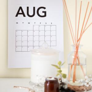Calendrier Marketing : les dates clés du mois d'août