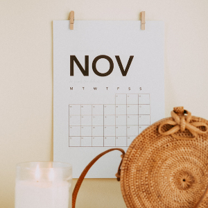 Calendrier Marketing : les temps forts du mois de novembre