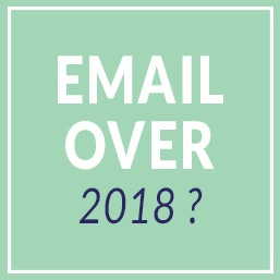 Email marketing : pourquoi ne va-t-il pas mourir en 2018 ?